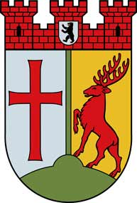 Wappen Bezirk Tempelhof-Schöneberg
