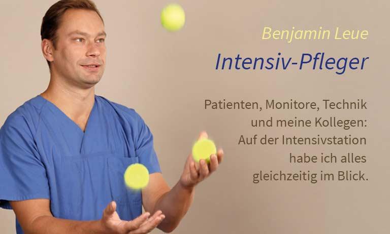 Jobangebote für Pflegekräfte in der Intensivmedizin