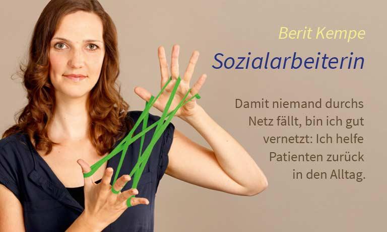 Offene Stellen für Sozialarbeiter in Berliner Krankenhaus