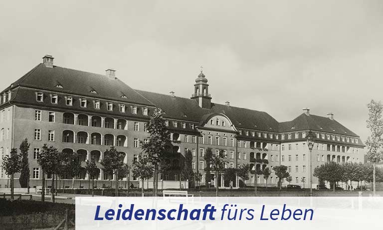 Träger und Historie des St. Joseph Krankenhauses Berlin