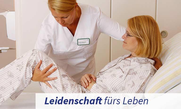 Pflege im St. Joseph Krankenhaus Berlin