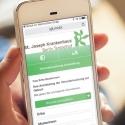 Einfache Anmeldung zur Geburt per Smartphone und App.