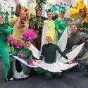 Das Ensemble APONI führte im St. Joseph Krankenhaus ein Musical auf