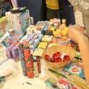 Reichhaltiges Angebot vom Spielen bei der Spielbörse im SJK