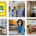 Vielfältige Einblicke in den Alltag im Krankenhaus auf Instagram.