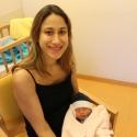 Erstes Baby im neuen Jahr entbunden