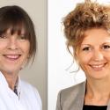 Tagungsleiterinnen Dr. Beatrix Schmidt und Dr. Sarah Kotsias-Konopelska