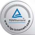 TÜV-Siegel nach DIN-Norm ISO 9001:2015