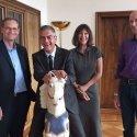 Chefärzte des St. Joseph Krankenhauses zu Gast beim Regierenden Bürgermeister Michael Müller