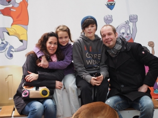 In Familien offen über Corona reden. Foto: Speed4  https://www.flickr.com