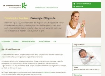 Neue Website sjk.de