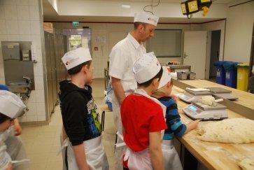 Zu Besuch bei Bäckermeister Marian Kalliske in der Innungsbäckerei