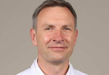 Chefarzt Dr. Hartmut Stocker