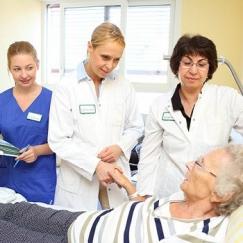 Fünf Jahre Klinik für Geriatrie im SJK