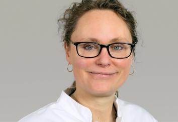 PD Dr. Kaven Baessler, Leiterin des Beckenboden- und Kontinenzzentrums