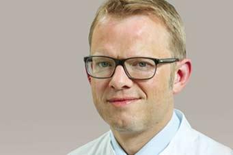 Neuer Chefarzt Anästhesie und anästhesiologische Intensivmedizin Dr. Achim Foer
