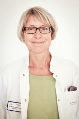 Prof. Dr. Ute Schäfer-Graf, Leiterin des Diabeteszentrum für Schwangere