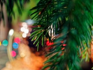 Wir wünschen eine frohe Weihnachtszeit. Foto: iStockphoto invizbik