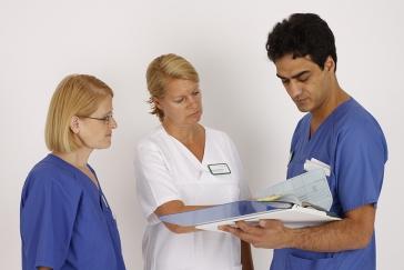 Gesundheitsberufe sind abwechslungsreich und haben eine gute Perspektive