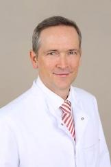 Chefarzt für Allgemein- und Visceralchirurgie PD Dr. Jörn Gröne