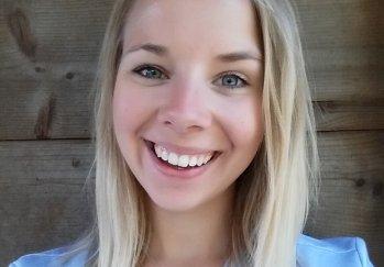 Krankenpflege-Studentin Katharina Hadaschik