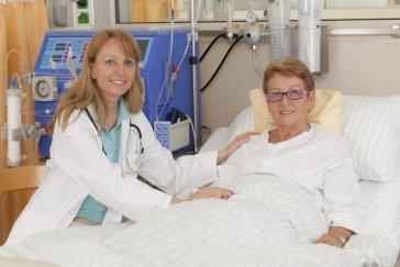 Mit einer Studie will das SJK herausfinden, wie Frauen und Männer mit Nierenbeschwerden unterschiedlich behandelt werden können Foto: iStock