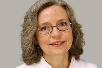 Dr. Elke Johnen, Chefärztin der Klinik für Orthopädie und Unfallchirurgie