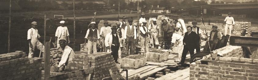 Beginn der Bauarbeiten für das neue Krankenhaus