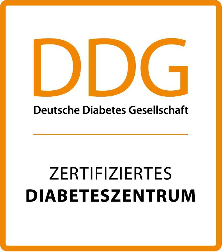 Zertifiziertes Diabeteszentrum