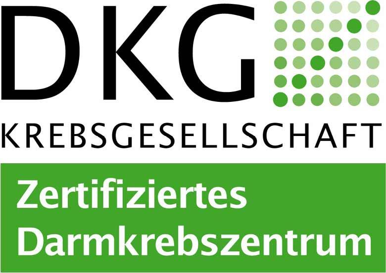 Zertifiziertes Darmkrebszentrum DKG